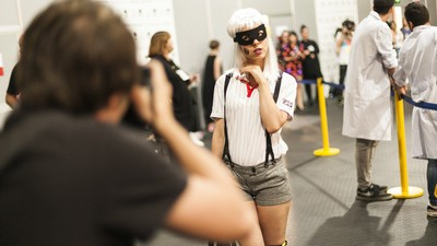 Me vestí como una idiota durante la Fashion Week de Madrid y engañé a todo el mundo