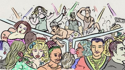 What I Learned from My Parents About Bartending in 1980s New York