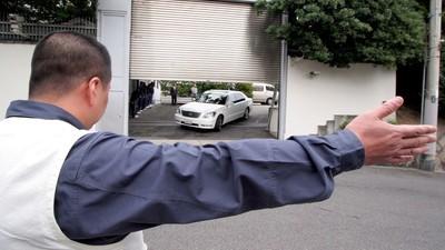 Les Yakusas sont sur le sentier de la guerre