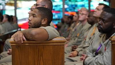 VICE Screens Upcoming Historic Criminal Justice Special at El Reno Correctional Facility for Inmates