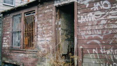 The 'Cheapest Property in San Francisco' Is a Dilapidated Shack Selling for $350,000