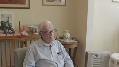 VICE Meets Harry Leslie Smith, a 92-Year-Old Canadian Voting and Anti-Austerity Activist