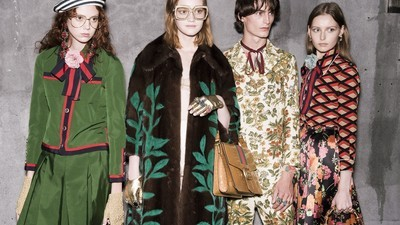 Alessandro Michele's Gucci is the New Jewel in Milan's Crown