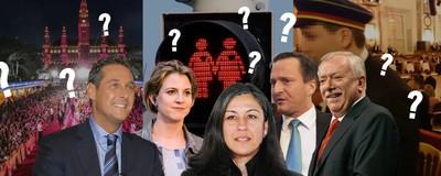 Wir haben alle Spitzenkandidaten gefragt, was mit Wien passiert, wenn sie Bürgermeister werden