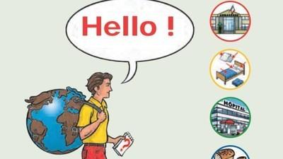 Er verschijnen steeds meer handige apps en geïllustreerde reisgidsen voor vluchtelingen