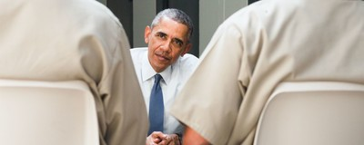 Fixing the System: An Interview with President Obama on Prison Reform