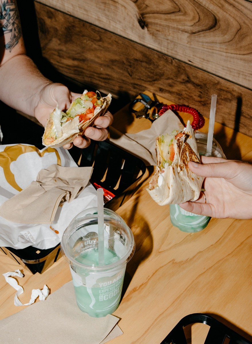 Drunk Más: Boozing at Taco Bell