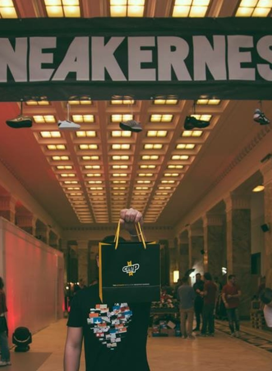 Sneakerness Warsaw 2015