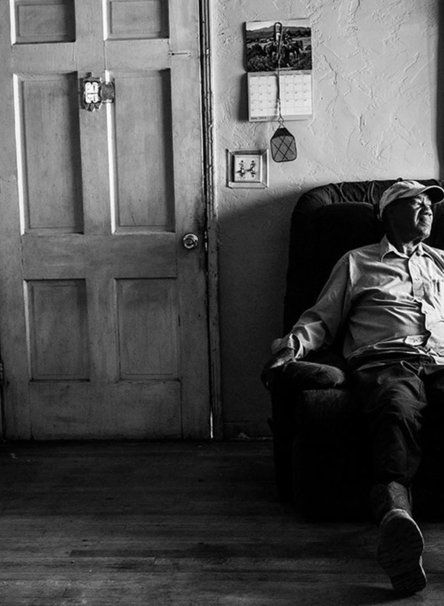 Um Retrato de um dos Poucos Fazendeiros Negros nos EUA