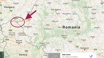 Dos refugiados afganos llegan a Rumanía por error y se echan a llorar