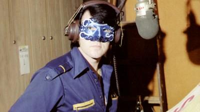 Eine der größten Verschwörungstheorien der Musikgeschichte: Orion, der maskierte Elvis