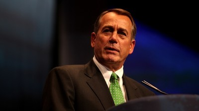 Speaker John Boehner Just Announced He'll Resign from Congress