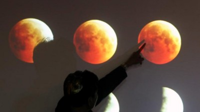 Fears of 'Blood Moon' Apocalypse Prompt Mormon Church to Issue Call for Calm