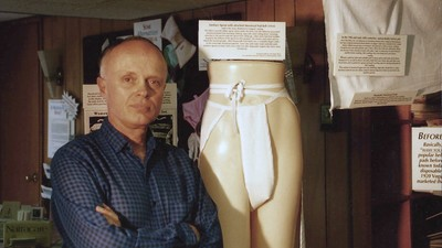 How One Man Ran the World's Only Menstruation Museum from His Basement