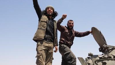 Bataille pour le sud de la Syrie