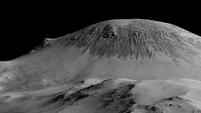 NASA's Wet Dream Has Come True: There Is Liquid Water on Mars