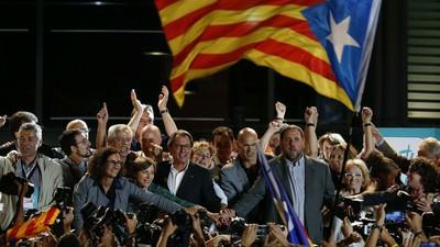 Elecciones en Cataluña: el independentismo gana en escaños pero no en votos