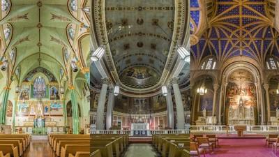 Der Papst hätte sich auch diese New Yorker Kirchen angucken sollen