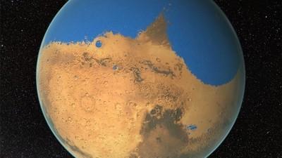 Dit is waarom water op Mars een superbelangrijke ontdekking is