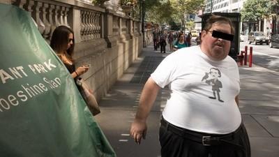 Gute Nachrichten für Dicke: Übergewichtige werden laut Studie seltener eines Verbrechens verdächtigt