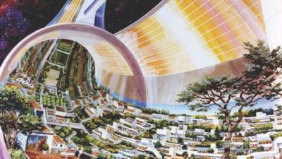 Las primeras ciudades espaciales