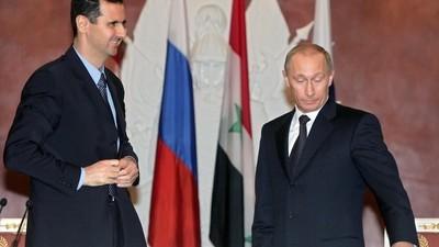 Las razones tras la intervención de Rusia en Siria