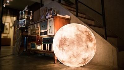 La luna en tu casa