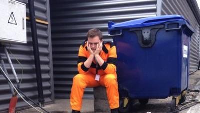 The Glamour of Motorsport Marshalling