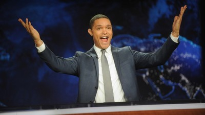 Trevor Noah Is America's New Political Stepdad