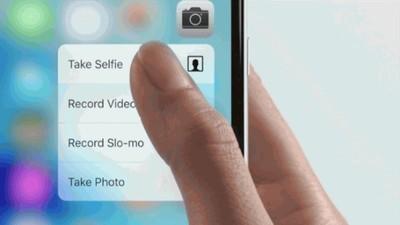 Proprietarii de iPhone 6S ajung să-și frece frenetic ecranul