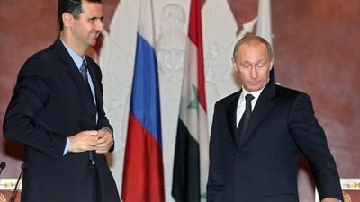Why the Hell Did Russia Intervene in Syria?
