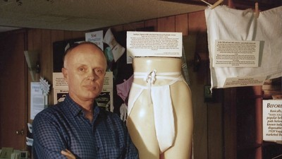Como um Homem Criou o Único Museu do Mundo Sobre Menstruação em seu Porão