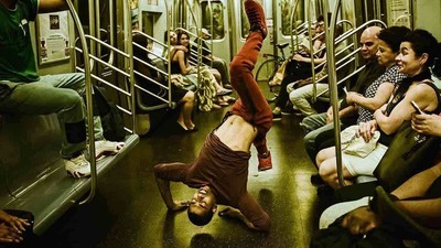 Rafael Kent Documentou a Molecada do Litefeet, a Cena de Dança do Metrô de Nova York