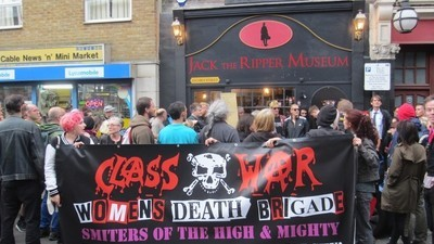 I Spoke to the PR Guy Tasked with Defending East London's Crappy Jack the Ripper Museum