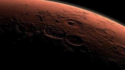 Is er leven mogelijk in de zoute wateren van Mars?