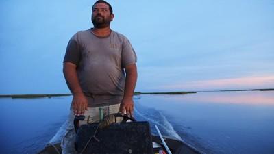 Olie en water: de afbrokkelende kustlijn van Louisiana