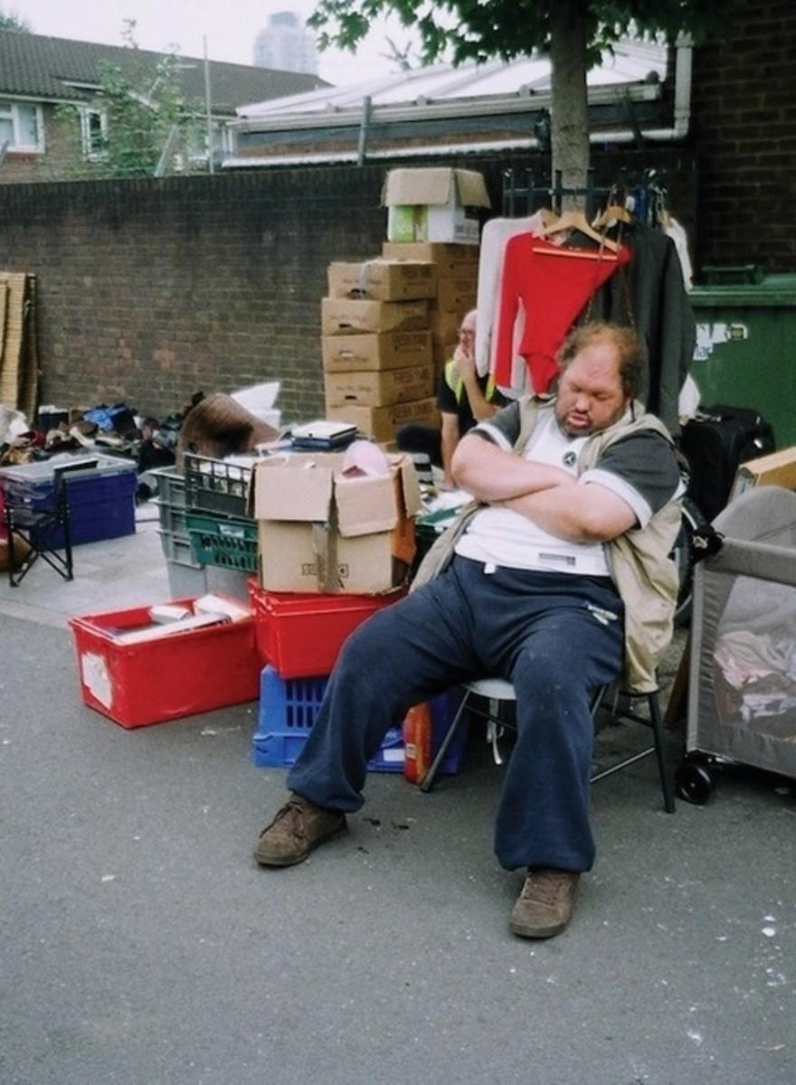 Południowy Londyn na zdjęciach