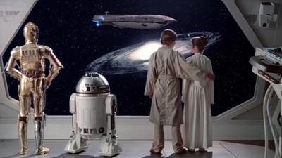 Stars Wars Poetry: Die visuellen Parallelen zwischen Originaltrilogie und Prequels