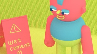 Tyler Cements His Legacy in This Week's Comic from Julian Glander