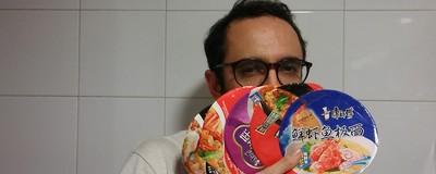 Me pasé una semana comiendo solamente fideos chinos de sobre