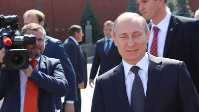Warum fliegt Russland jetzt Luftangriffe in Syrien?