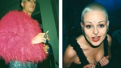 Bilder aus Berlin in den 90ern