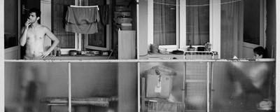Cum se vede studenția de la balcoanele căminelor din Regie