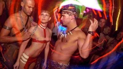 Eine Nacht in Berlins berühmtestem Sex-Club – dem Kit Kat