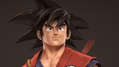Esta homenagem 3D ao Dragon Ball Z vai ser uma loucura