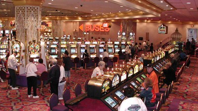 The Strange and Disgusting Things People Do in Casinos