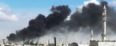 Zeci de oameni au murit în urma atacurilor aeriene din Siria