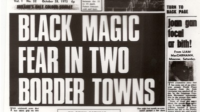 How the British Army Spread Rumours of Black Magic and Witchcraft in 1970s Northern Ireland