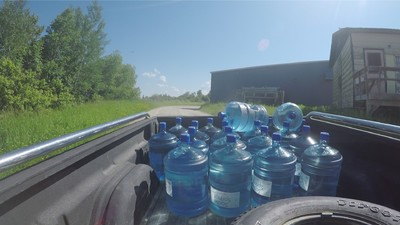 Canada's Waterless Communities: Shoal Lake 40