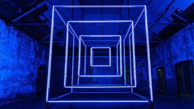 Der Hypercube von Kit Webster ist das Tor zur vierten Dimension